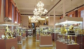 Museum François Duesberg - Image: 3. Collections baron et baronne François DUESBERG