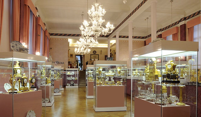Musée des arts décoratifs François Duesberg
