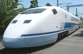 300X Japanese experimental high speed train type