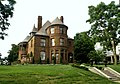 3240 Norledge Ave ( The William Chick Scarritt residence is a fine example of Chateauesque style. Year b. 1888, architect - John Wellborn Root of Chicago, 6841 Sq. Ft, 8 Bed., 4 Bath.) - Kansas City, Missouri - Historic P - panoramio.jpg