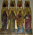 3 Andrea di Bartolo. Polyptych Four Saints. 1413, Basilica dell'Osservanza, Siena.jpg