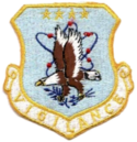 4138th Strategic Wing - SAC - Emblem