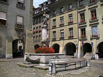 Münsterplatz (Bern) - Münsterplatz