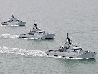 Fishery Protection Squadron - Image: 45153648 river class