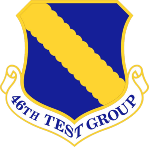 46th Test Group - Image: 46th Test Group Emblem