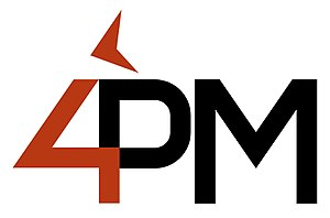4PM logotip