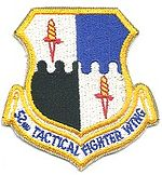 Image illustrative de l'article 52nd Fighter Wing