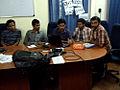 5First Odia Wikipedia Workshop, Bengaluru-6-3-2011.jpg