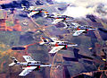 66th Tactical Reconnaissance Wing - 5 RF-84F Formation - 1956.jpg