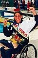 67 ACPS Atlanta 1996 Swimming Priya Cooper.jpg