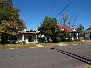Five Points Historic District