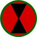 7th Infantry division Shoulder Sleve insignia.png