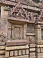 7th century Vishwa Brahma Temples, Alampur, Telangana India - 35.jpg