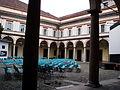 8418 - Milano - Cristoforo Solari (attr.), Cortile del Conservatorio - Foto Giovanni Dall'Orto, 31-Aug-2007.jpg