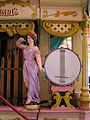 89 Key Gavioli organ with Tidman gallopers, Hollycombe, Liphook 3.8.2004 P8030026 (10354109015).jpg