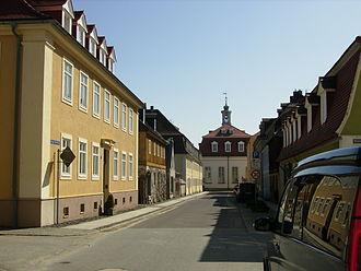 Herrnhut - Image: 9. Herrnhut Strasse