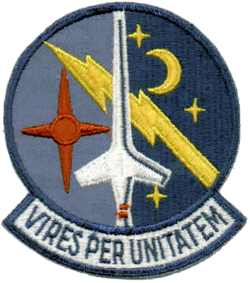 903d Air Refueling Squadron - SAC - Emblem
