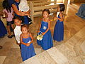9673jfOur Lady Lourdes Church Wedding Angeles Pampangafvf 02.JPG