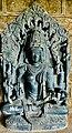 9th to 13th century temple parts and artwork, Kolanupaka museum, Telangana India - 46.jpg