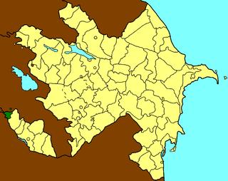 Rayon in Nakhchivan Autonomous Republic, Azerbaijan