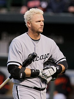 A.J. Pierzynski April 2009.jpg