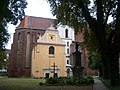A171, Poznań, klasztor Karmelitów Trzewiczkowych przy ul. Strzeleckiej 40, Kościuszki 3 (3). Ysbail.jpg