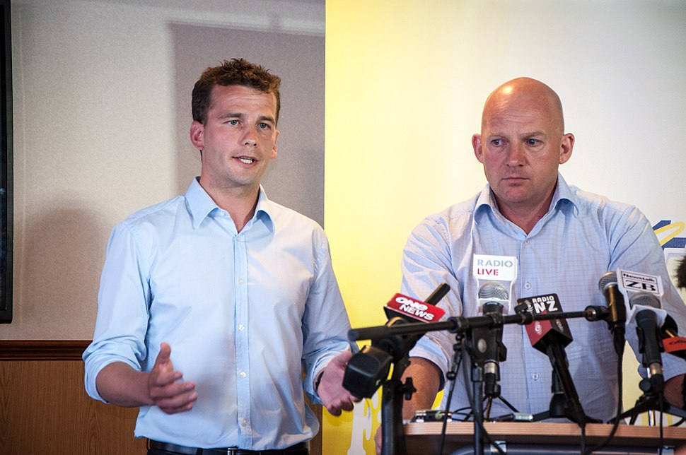ACT Selection Announcement for Leader and Epsom- Seymour & Whyte