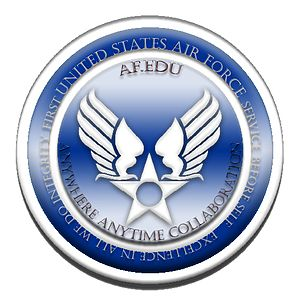 Air Education Training Command Collaboration Portal - AETC Collaboration Portal Logo.
