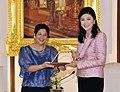 AMBASSADOR JOCELYN-BATOON GARCIA CALLS ON THAI PRIME MINISTER YINGLUCK SHINAWATRA 01.jpg
