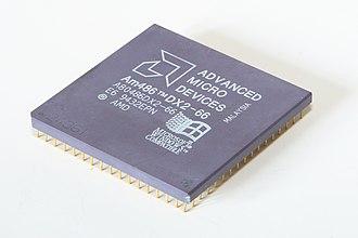 Am486 - AMD Am486DX2 66MHz