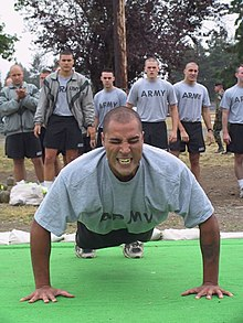 United States Army Physical Fitness Test