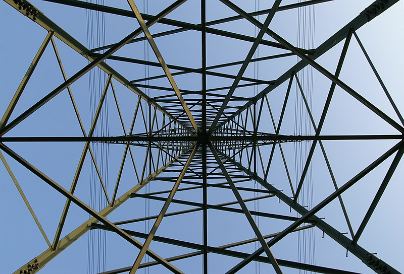 File:APowerlineTower.JPG