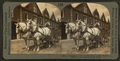 A champion team of Percheron draft horses at work on an Indiana stock farm, by Keystone View Company.png