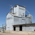 A grain elevator in Marfa, a surprising city in Presidio County, Texas LCCN2014630341.tif