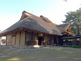 A main building Ando- house Cultural Properties of Japan.JPG