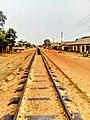 A rail track in Zaria Kaduna state 01.jpg