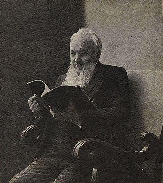 Aleksey Suvorin - Suvorin in his old age.