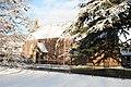 A snowy scene of St Andrews Church, Exwick, Exeter.jpg