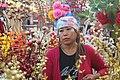 A woman at saras mela Patiala 2018.jpg