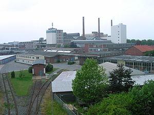 Rothe Erde - Philips Aachen – Rothe Erde