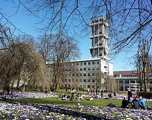 Aarhus City Hall spring 2017 2