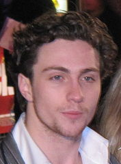 Aaron Johnson na premierze filmu Kick-Ass, marzec 2010