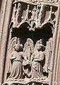 Abbatiale de Saint-Antoine-l'Abbaye - Portail central -3.JPG
