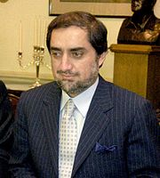 Afghan presidential candidate Abdullah withdraws from elections