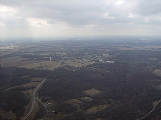 Wilberforce, Ohio Census-designated place in Ohio, United States