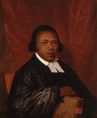 Absalom Jones - Image: Absalom Jones Peale