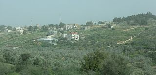 Aboud Municipality type D in Ramallah and al-Bireh, State of Palestine