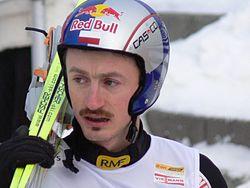 Adam Małysz i Holmenkollen 2006