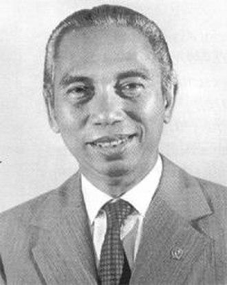 Indonesian invasion of East Timor - Image: Adammalik 2