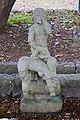 Adan e Eva - Escultura nunha fonte de Brion - 3.jpg